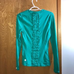 RARE Lululemon Run Dash Long Sleeve Shirt